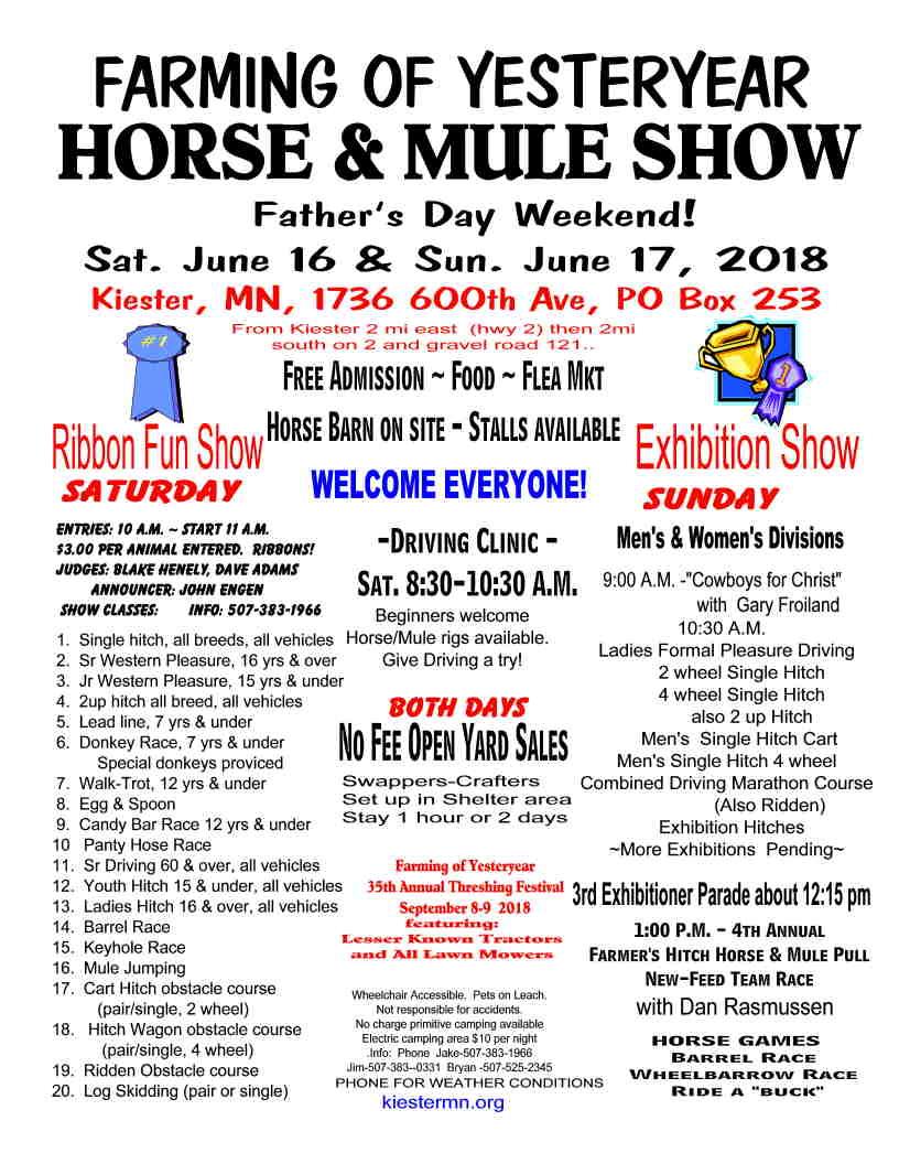 2018 Horse Show jjpg